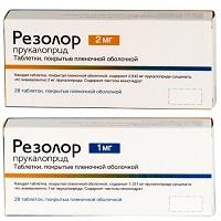 ������� (�����������) / RESOLOR (prucalopride)