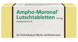 таблетки амфоморонал инструкция