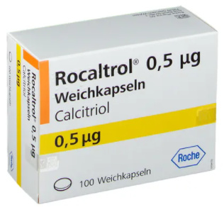 ���������� (�����������) / ROCALTROL (Calcitriol)