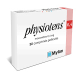 ФИЗИОТЕНЗ (моксонидин) / PHYSIOTENS (moxonidine)