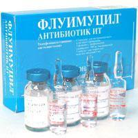 ФЛУИМУЦИЛ АНТИБИОТИК ИТ (Тиамфеникол) / FLUIMUCIL-ANTIBIOTIC IT