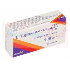L-ТИРОКСИН-ФАРМАК (Левотироксин натрий) / L-THYROXINE-FARMAK