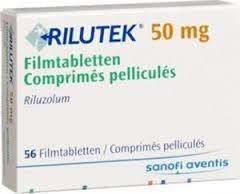 РИЛУТЕК таблетки (рилузол) / RILUTEK (riluzole)
