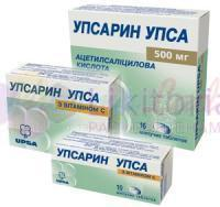 УПСАРИН УПСА с витамином C / UPSARIN UPSA with vitamin C
