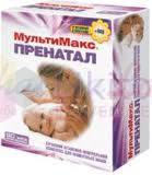 МУЛЬТИМАКС ПРЕНАТАЛ / MULTIMAX PRENATAL