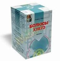 БОЛЮСЫ ХУАТО / HUATUO PILLS