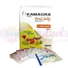 КАМАГРА желе / KAMAGRA jelly