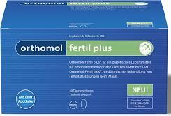 ОРТОМОЛ Фертил Плюс таблетки + капсулы / ORTHOMOL Fertil Plus tablets + capsule