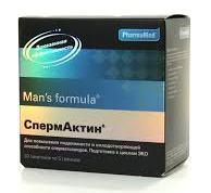 Какая цена спермактина в казахстане