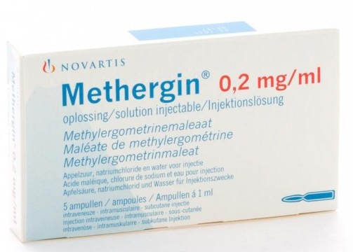МЕТЕРГИН (Метилэргометрин) / METHERGIN (Methylergometrine)